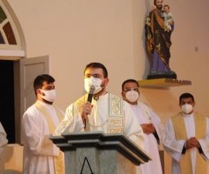 Posse Canônica de Padre  Edjalma Firmino