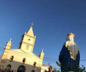 Festa de Nossa Senhora Mãe dos Homens em Itaíba