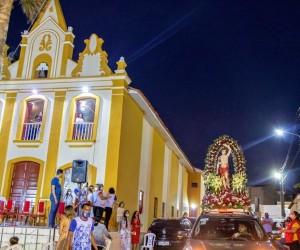 109º Festa do Glorioso Mártir de Cristo São Sebastião, na  Paróquia de Jesus, Maria e José em Bom Conselho.