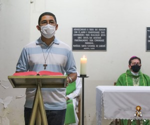 Abertura do ano formativo do seminário teológico Santo Cura d'Arts