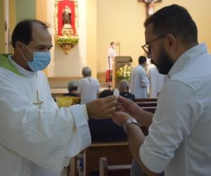 80 anos de ereção canônica da paróquia de santo Antônio em Lajedo