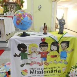 Encerramento da 9° Jornada da Infância e Adolescência Missionária