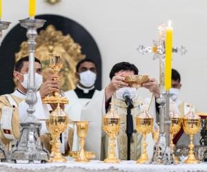 Ordenação Presbiteral de Victor, Fernando e Tony