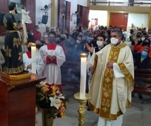 Festa de São Caetano em Caetes