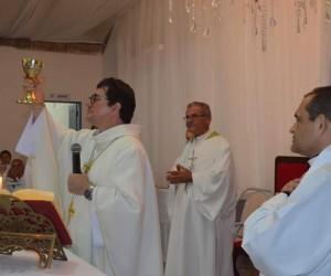 Festa de Nossa Senhora na Chama de Amor