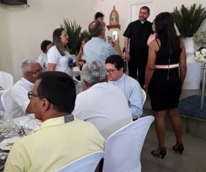 Paróquia Nossa Senhora de Fátima, Patos - PB, faz homenagem a Dom Paulo Jackson