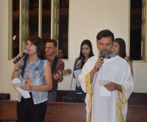 Missa de provisão para exercício do ministério de diácono da paróquia de Santo Antônio em Lajedo aos diáconos Antônio e Edjalma