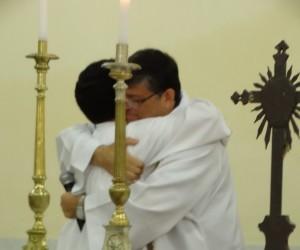 Apresentação do Brasão da paróquia de São José (Capoeiras-PE)