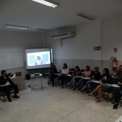 Roda de Conversa na UAG/UFRPE com Dom Paulo Jackson