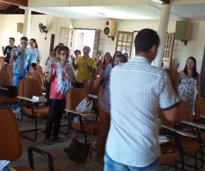 Catequese Diocesana (encontro de formação)