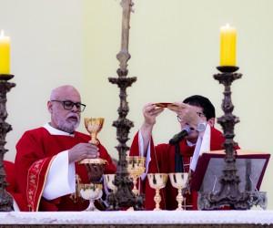 Festa de  São Lourenço (dia do Diácono)