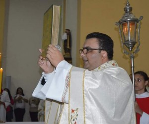 Paróquia de Santo Antônio, da cidade de Lajedo recebeu o 13º pároco, o Padre Roberto Júnior!