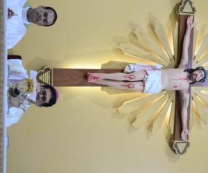 Posse Canônica  de Monsenhor Nelson em Lagoa do Ouro