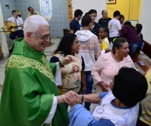 Posse Canônica  de Monsenhor Alexandre Castanha na Santa Teresa do Menino Jesus em Garanhuns