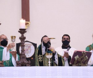 98 anos da paróquia de São Sebastião - Garanhuns