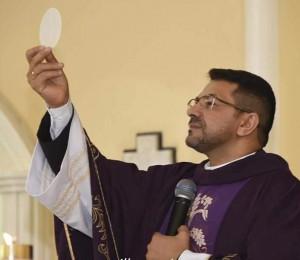 Padre Nivaldo envia mensagem de agradecimento pelas orações