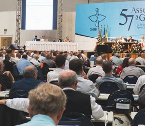 A 58ª Assembleia Geral da Conferência Nacional dos Bispos do Brasil (CNBB) foi adiada em 2020 e, neste ano, ocorrerá de forma virtual