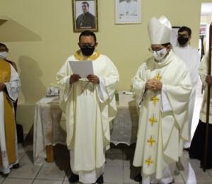 Posse canônica do padre Edjalma Firmino