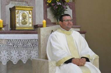 Posse de Pe. Marcondes Walter na Paróquia de São José em Angelim