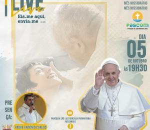 Live  sobre a missionariedade