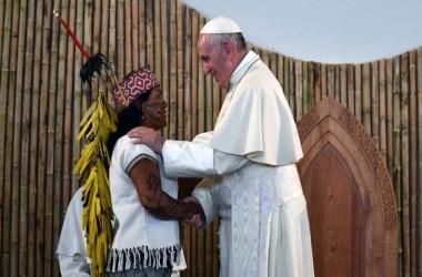 A Exortação do Papa por uma Igreja com rosto amazônico
