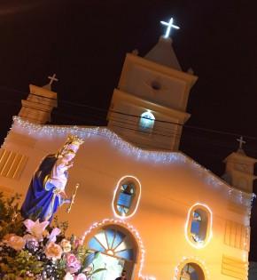 Festa de Nossa Senhora Mãe dos Homens, na cidade de Itaíba