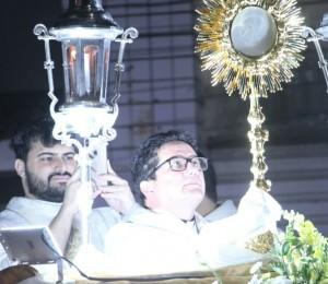 Dia de Corpus Christi na Diocese de Garanhuns