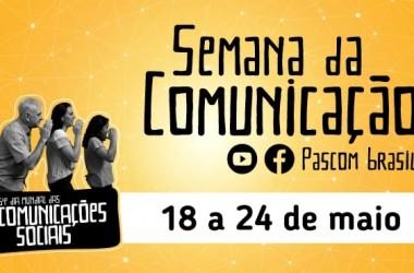Dia da Comunicação será celebrado em 24 de maio e tem programação semanal