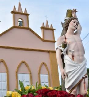 FESTA DE SÃO SEBASTIÃO NO DISTRITO CURRAL NOVO - MUNICÍPIO DE ÁGUAS BELAS PE