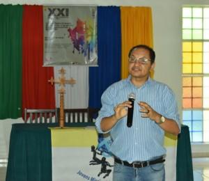 COORDENADOR DO COMIRE NE2, PADRE EDVALDO BRITO, É RECONDUZIDO AO CARGO
