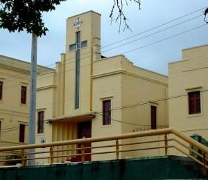 O Prédio do Colégio Diocesano de Garanhuns será reformado