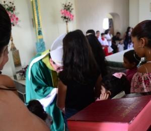Visita Pastoral Missionaria à Paróquia da Santa Cruz (Brejão-PE)