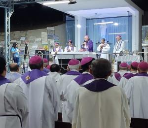 Missa de abertura da reunião do CONSER é celebrada na Arquidiocese de Maceió