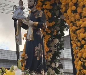 Festa de São Caetano de Thiene em Caetes