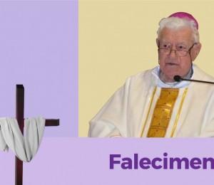 Morre na Itália o bispo mais idoso do Brasil