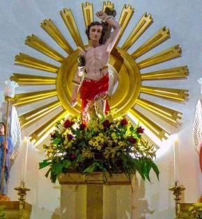 Festa de São Sebastião em Bom Conselho