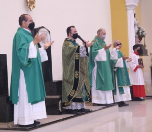 98 Anos da Paróquia de São Sebastião em Garanhuns